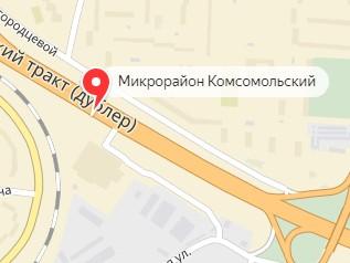 Вызов ветеринара на дом в районе Комсомольский (ЖБИ)